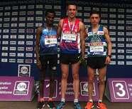 'Zak' Charik 3è des France de 10km, Emilie Venza et Arnaud Nowé dans le TOP10